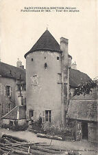 Tour des Aligros Saint-Pierre-le-Moutier NIÈVRE France CPA M. Larue