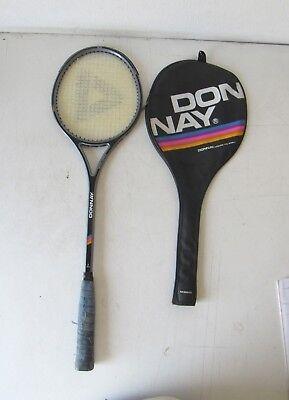 Affidabile Racchetta Da Squash Vintage Da Collezione Eccellente (In) Qualità