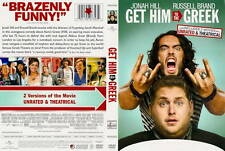 Get Him to the Greek (DVD, 2010, Rated/Unrated) Unrated and Theatrical Version