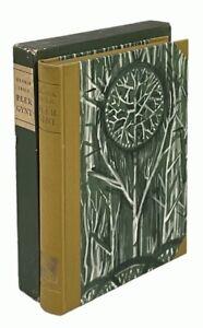 Henrik Ibsen: Peer Gynt LIMITED EDITIONS CLUB (1955)