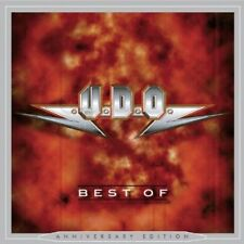 U.D.O. - Best of [New CD] Anniversary Edition