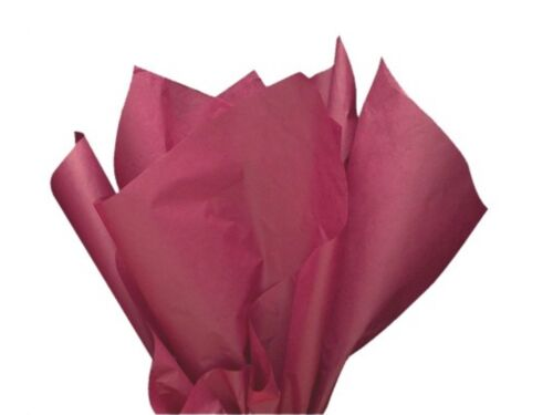 """5 Sheets of Acid Free 50cm x 75cm Tissue Paper 18gsm Wrapping Paper 20/"""" x 30/"""""""
