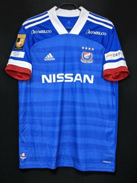 2020 Yokohama F. Marinos Home Jersey Soccer Shirt (Japan Size XO) *Excellent*