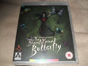 Details about The Bloodstained Butterfly 4K (WOW!) Region Free 2-Disc Arrow  BRAND NEW Blu-ray