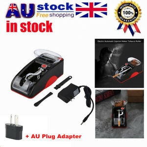 New Electric Automatic Cigarette Injector Rolling Machine Tobacco Roller