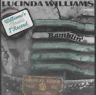 Ramblin' by Lucinda Williams (CD, Jan-1991, Smithsonian Folkways Recordings)