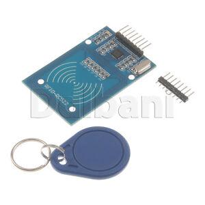 RFID-RC522-RF-IC-Card-Sensor-Module-Arduino-Compatible-MFRC522-DC-3-3V