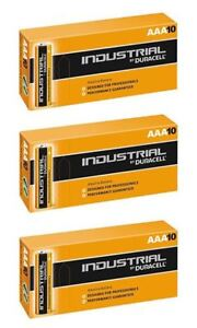 30-X-Bateria-Alcalina-Duracell-AAA-industrial-MN2400-Reemplaza-Procell-Exp-2021