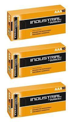 Creativo 30 X Duracell Aaa Industrial Mn2400 Batteria Sostituisce Alcalina Procell Long Exp-mostra Il Titolo Originale Grandi Varietà