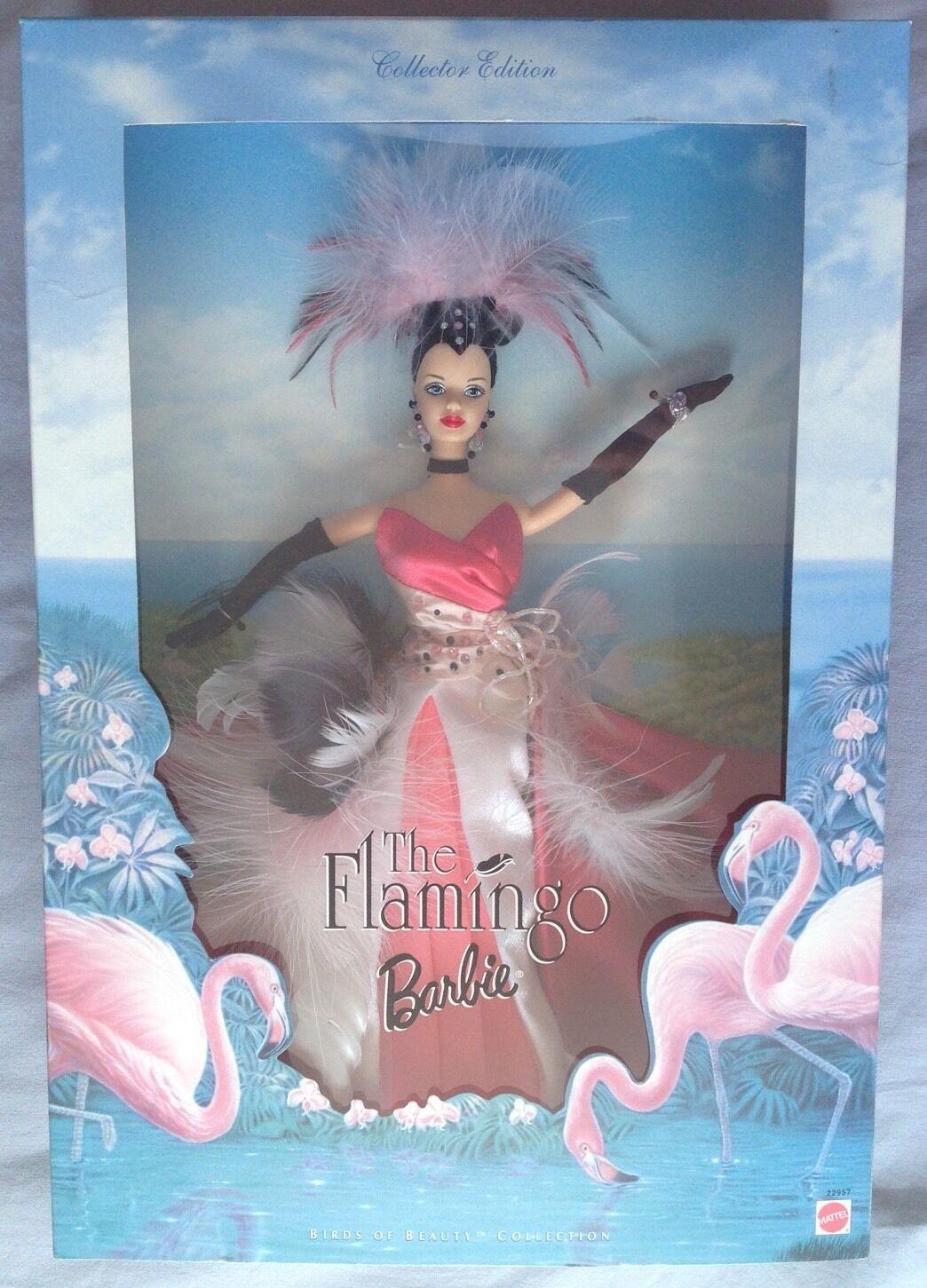 Mattel Poupée Barbie - The Flamingo (Le flamant rosado) - Birds Of Beauty