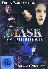 DVD NEU/OVP - Mask Of Murder II (2) - Die Spur des Bösen - Drew Barrymore