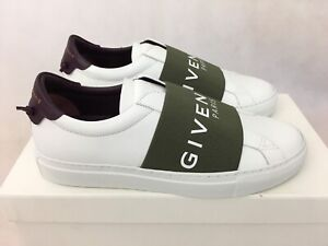 Givenchy-Paris-Urban-Knots-Street-Sneakers-Trainers-White-UK5-EU39-450-New