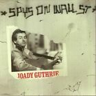 Spys On Wall Street by Joady Guthrie (CD, Jul-2012, Rag Baby Records)
