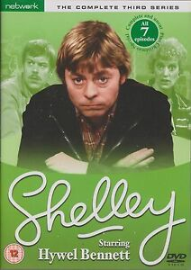 SHELLEY-Series-3-1980-Christmas-Special-Complete-amp-Uncut-Hywel-Bennett-DV