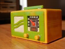 Motorola Catalin Radio S Grill Art Deco VIntage ArtDeco