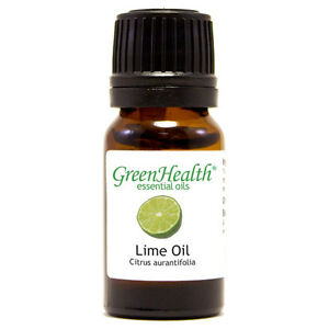 10-ml-Lime-Essential-Oil-100-Pure-amp-Natural-GreenHealth