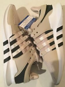 new styles 566d5 567d3 Details about adidas Mens EQT Equipment Support ADV CQ0918 Size 13 Tan  Beige White Brown Black