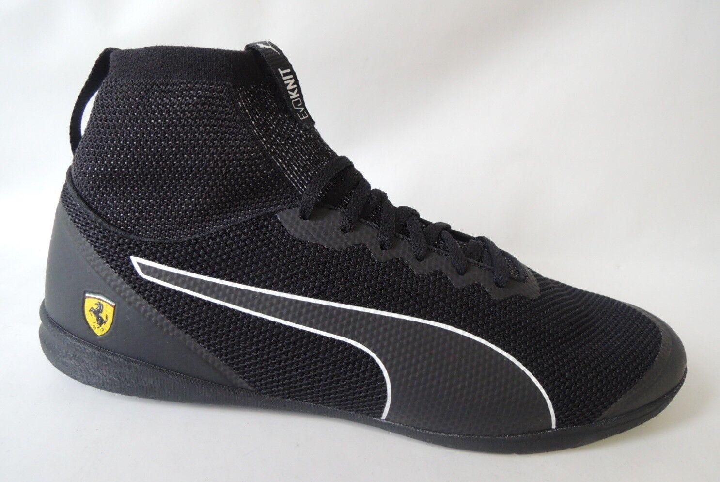 NEU Puma SF Changer Ignite Evoknit Ferrari 47 Socken Schuhe Sneaker 305919-02