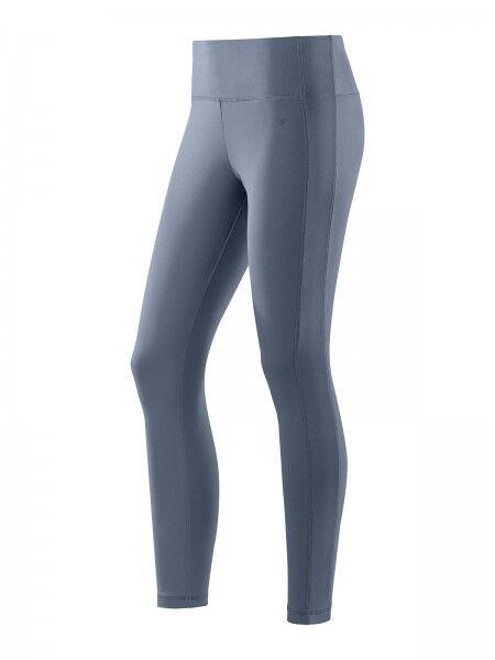 Joy Sportswear da Donna Sportivi Fitness Allenamento Pantaloni michella TIGHT PANTALONI GRIGIO SMOG
