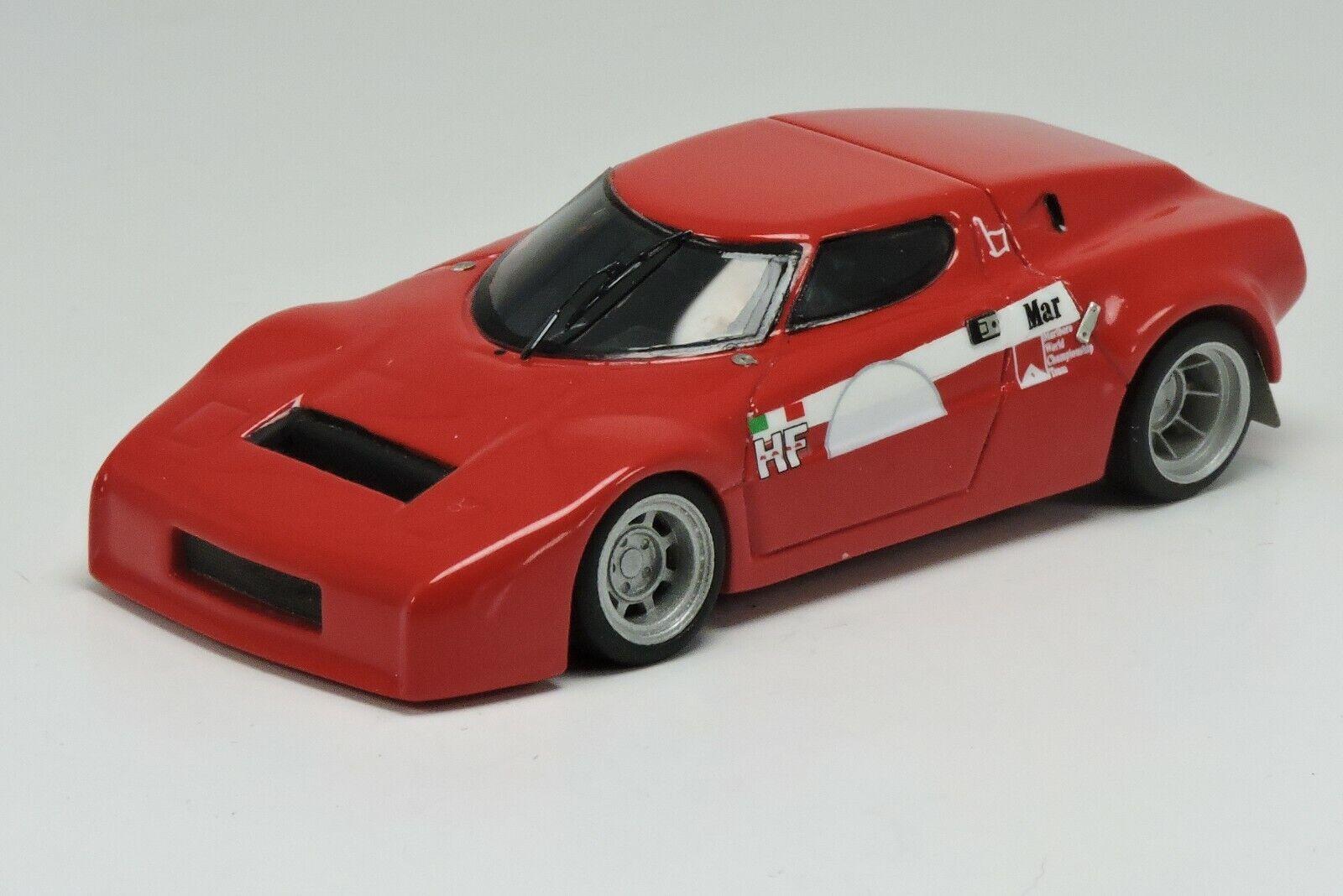 Kit Lancia Stratos prödotipo aeeodinamico 1973 –arena modelller kit 1 43
