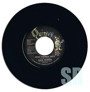 Don-Varner-Tear-Stained-Face-Northern-Soul-Vinyl-45-Listen