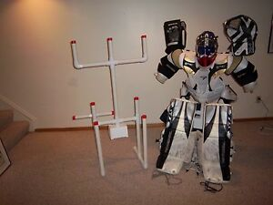Image Is Loading SPORTS EQUIPMENT HOCKEY DRYING RACK TREE GOALIE With