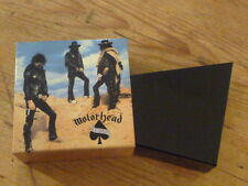 Motorhead: Ace of Spades Empty Promo Box [Japan Mini-LP no cd hawkwind lemmy Q