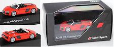 Herpa 5011618521 Audi R8 Spyder V10 (Typ 4S) 1:87, Werbeschachtel
