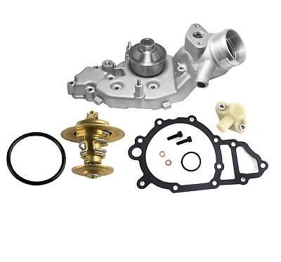 Engine Cooling Water Pump Premium 94402122 Fit Porsche 924 944 S Base Coupe 2.5L