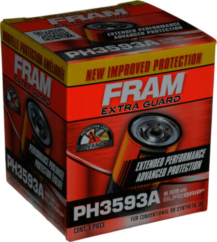 Engine Oil Filter-Extra Guard Fram PH3593A