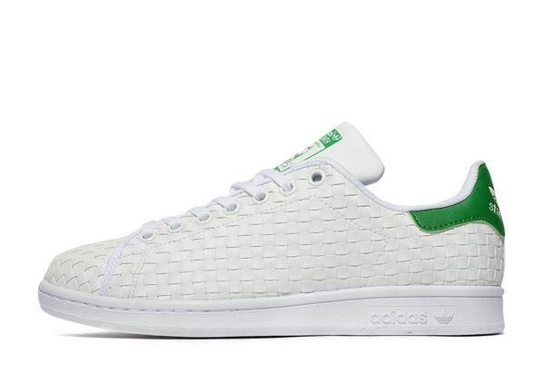 Adidas Originals Stan Smith Weave Filles/Femmes Sneaker (UK 3/EUR 35.5/US 3.5) BNB-