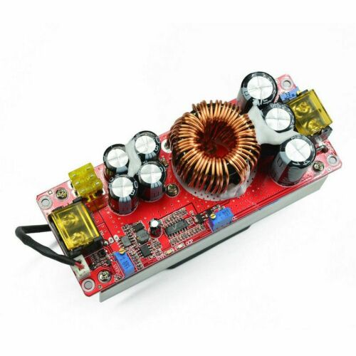 1800W 40A DC-DC Converter Step Up Boost Power Adjustable Charger