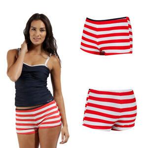 Regatta-Aceana-Womens-Summer-Stretch-Bikini-Short-Red-20