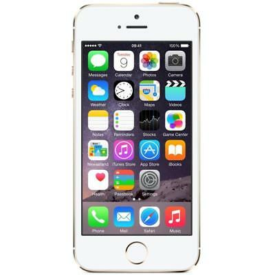 "Apple iPhone 5S 32GB GSM ""Factory Unlocked"" Gray - Gold - Silver  LTE Smartphone"