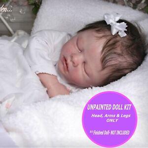 "Violet 19/"" Reborn Doll Parts Kit"