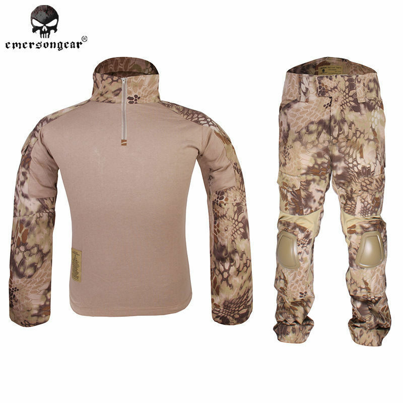 Emerson Military Airsoft Hunting Uniform Set Gen2 Camo Highlander   up to 65% off