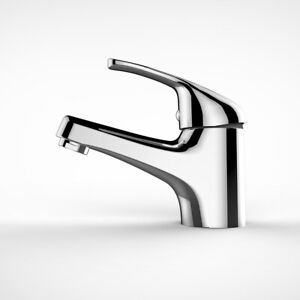 Modern-Round-Faucet-Waterfall-Chrome-Basin-Mono-Mixer-Tap-and-Pop-Up-Waste