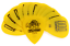 thumbnail 4 - 12 Dunlop Tortex TIII T3 Guitar Picks Jazz Red Orange Yellow Green Blue Purple