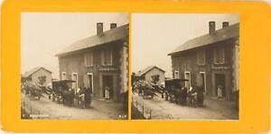FRANCE-Sassenage-Le-Relai-Photo-Stereo-Vintage-Argentique-PL62L10