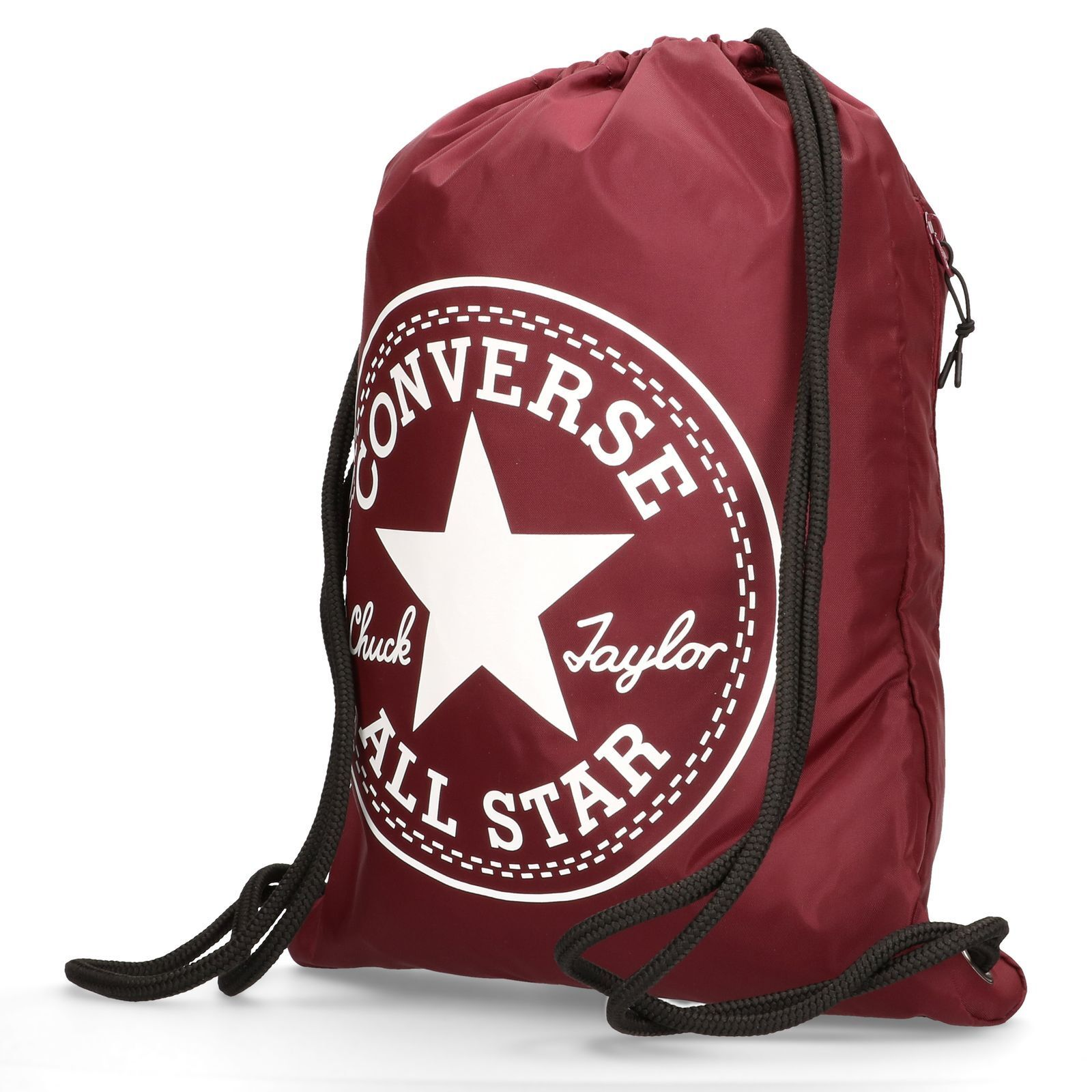 3008//6 CONVERSE ASTUCCIO SACCA ZAINETTO FLASH GYMSACK  BAG BACK TO SCHOOL OFFICE