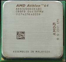 AMD Athlon 64 3200+, 939, FSB 1000, 2 GHz, 512 KB l2, TDP 67, ada3200dik4bi