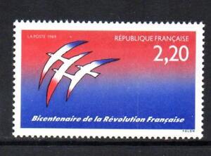 France-neuf-sans-charniere-1989-SG2857-Bicentenaire-de-Revolution-francaise