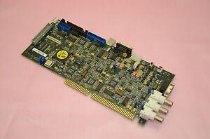 Maxtor-Air-Bearing-Disk-Test-Spin-Controller-005523101-Controller-Board-ISA-Card