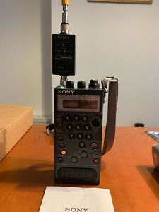 SONY ICF-PRO80 WORLD RADIO RECEIVER