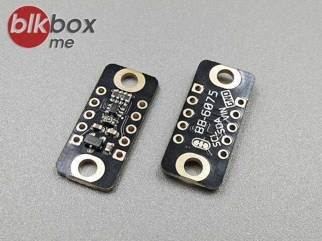 DIP10 Size VEML6075 UV AB Light Sensor Module for Arduino