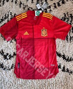 Maillot Jersey équipe de Espagne domicile national 2021 Adidas Heat.rdy Player