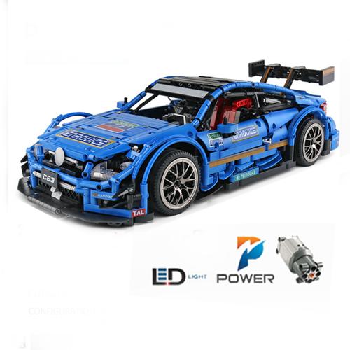 Technic Rennwagen 63 Car 42056 42083 42065 Blöcke MOC 42110 Bauteile Bausteine