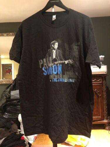 paul simon tour Shirt XL Black