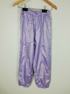 ELLESSE-PANTALONI-SPORTIVI-VINTAGE-Tuta-Trousers-MADE-in-ITALY-Tg-It-42-Donna