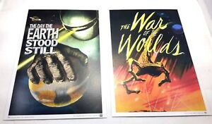 Loot-Crate-Invasion-Mini-Prints-9x6-War-of-the-Worlds-Day-Earth-Stood-Still